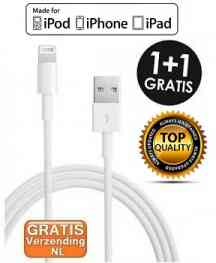 dagaanbieding Ear-pods iPhone/iPod/iPad 1+1 GRATIS van KoopjeNU