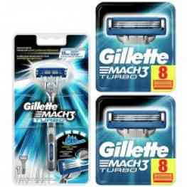 dagaanbieding Gillette Fusion ProShield scheermesjes 6 stuks van Shavesavings