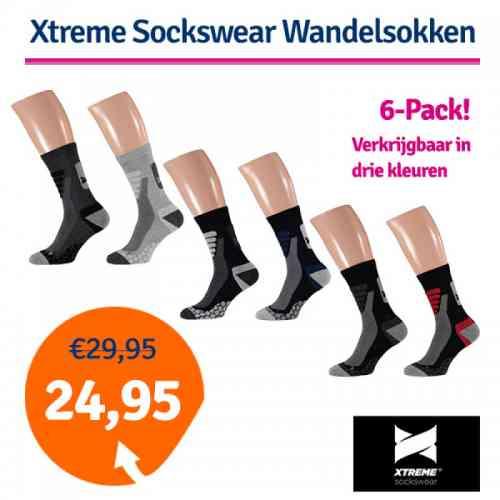 Puma Boxershorts Verrassingspakket Combi/stripe 6-pack van 1Dagactie