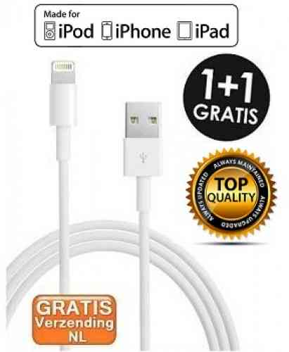 Ear-pods Iphone/ipod/ipad 1+1 Gratis van KoopjeNU